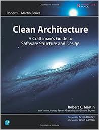 Clean Architecture by R. Martin cover